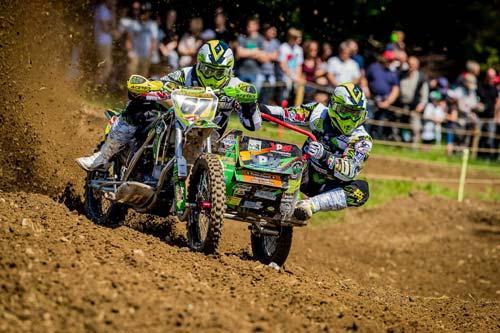 Scenar Biofeedback Motocross